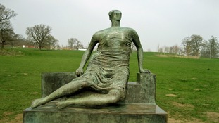 Henry Moore sculpture to be sold