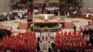 Pope Francis creates 17 new cardinals of Roman Catholic Church