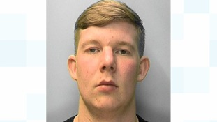 Grant Searle is wanted by police