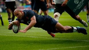 Report: Impressive England rout Fiji at Twickenham