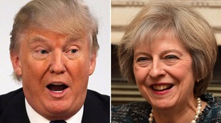 Donald Trump 'being lined up to meet the Queen next year'