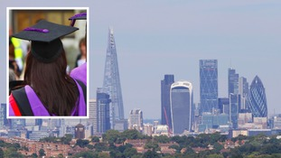 Core cities miss out as graduates gravitate to London