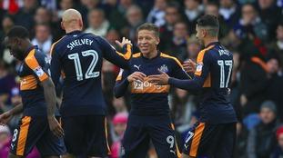 Championship match report: Leeds 0-2 Newcastle