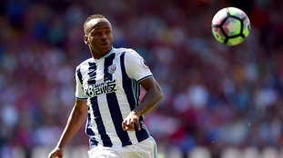Baggies striker returns to conditioning camp in France