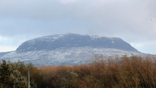 An adult and child have been reported missing on Slemish mountain.
