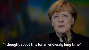 Angela Merkel has already served 11 years as Germany's chancellor.