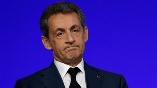 France Republican primary: Ex-President Nicolas Sarkozy defeated