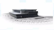 Advanced Manufacturing & Research Institute sketch