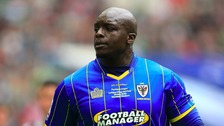 Adebayo Akinfenwa tweeted about the alleged abuse