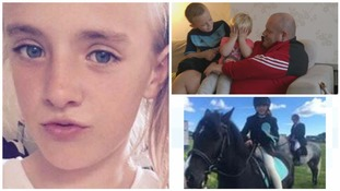Family of girl, 11 trampled by horse thanks fundraisers for kind support
