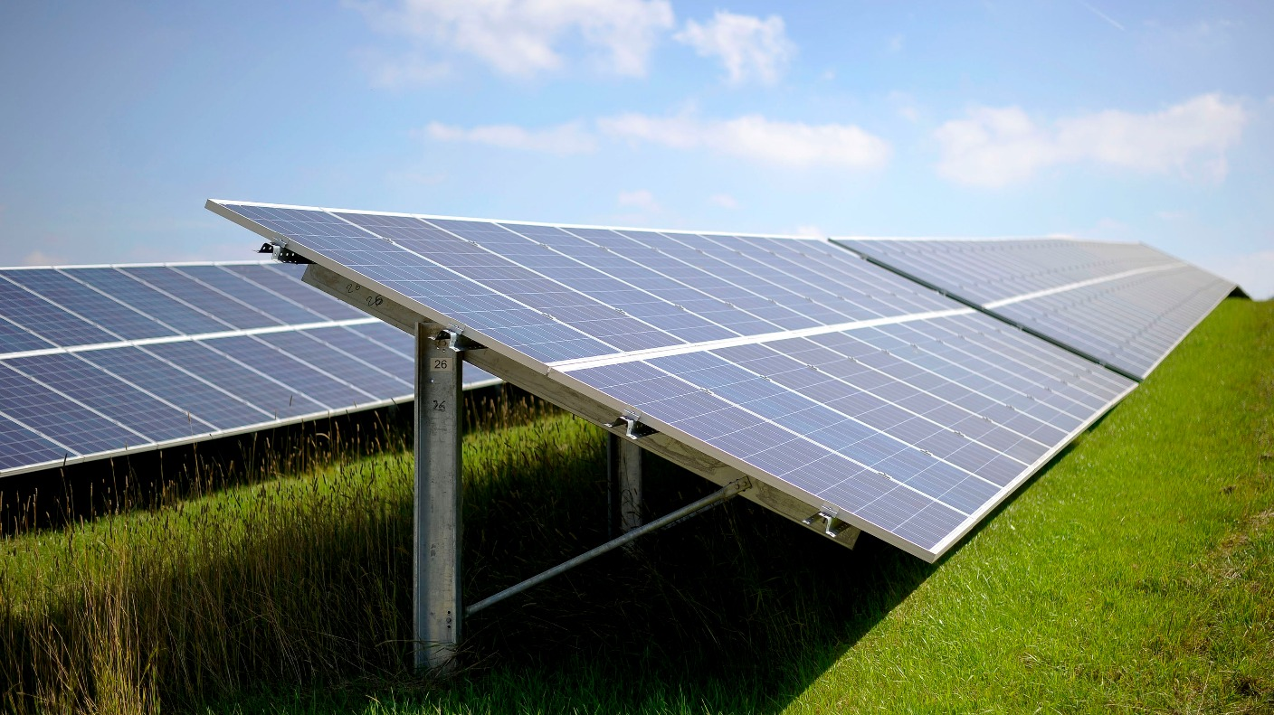 Wales Leads The Way On Renewable Energy Wales Itv News