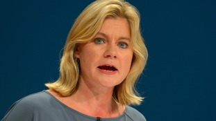 Justine Greening, Education Secretary promoting social mobility.