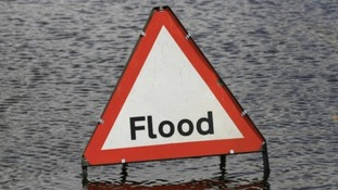 Widespread flood alerts have been put in place in Yorkshire and North Derbyshire.