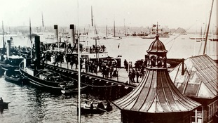 The Pier in its heyday