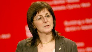Lesley Griffiths, cabinet secretary for environment and rural affairs in Welsh government.