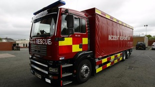 An incident response unit in Greater Manchester