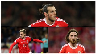 Joe Allen, Gareth Bale and Aaron Ramsey among nominations for UEFA's Team of the Year