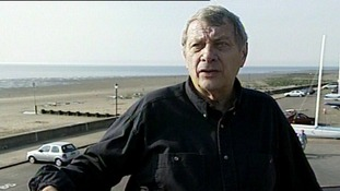 Reis Leming talking to ITV Anglia in 2001