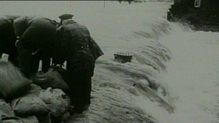 Hunstanton was flooded in 1953