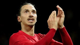 Zlatan: I have no regrets about joining Man United
