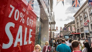 Millions of shoppers are expected to descend on Britain's high streets to bag bargains on Black Friday and Cyber Monday.