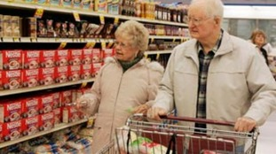 UK could be in danger of sluggish economic growth if under-spending by older people continued.