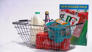 ITV Shopping Basket: Tracking the price of your supermarket shop