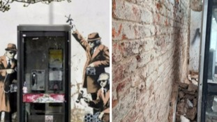 Council: 'every reasonable effort' made to save Banksy mural