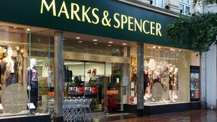 Marks & Spencer's non-food like-for-like sales are down 4.3 percent