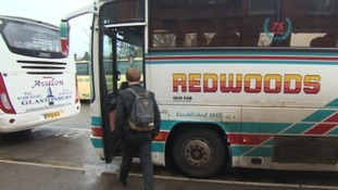 Replacement buses