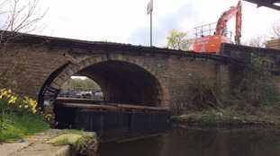 Open day to celebrate re-opening of bridge damaged in Boxing Day floods