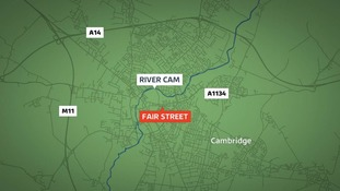 A man in his 20s has been left with life-threatening injuries