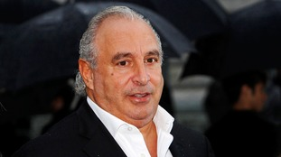 Sir Philip Green may have his super yacht seized