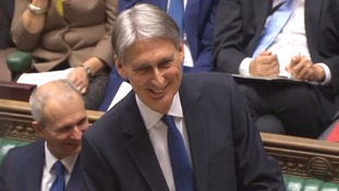 Chancellor Philip Hammond raised smiles with his announcement of his abolition of the Autumn Statement.