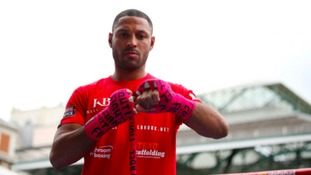 Kell Brook still chasing top names despite first defeat