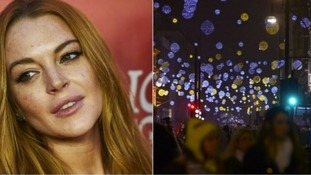 Lindsay Lohan had said she would attend