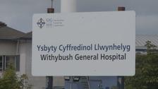 Withybush Hospital