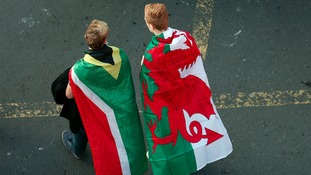Wales v South Africa: travel advice