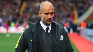 Pep Guardiola turns his thoughts to Premier League after City reached Champions League last 16