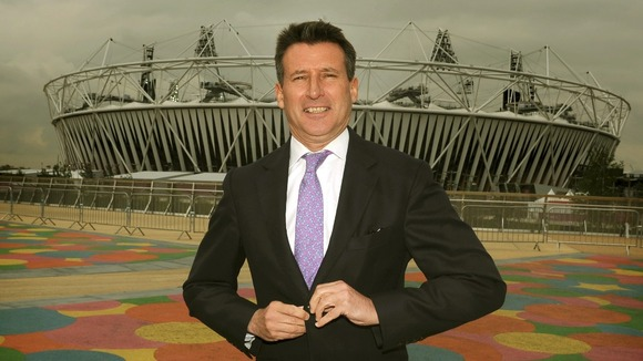 Lord Coe.