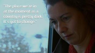Sarah Champion said something had got to change