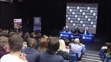 Humberside Police and Crime Commissioner hustings