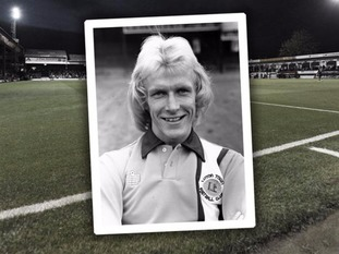Paul Futcher played professionally alongside his twin brother Ron