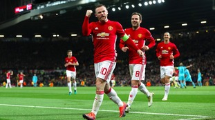 Europa League match report: Manchester United 4-0 Feyenoord