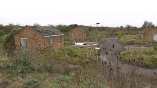 Mettle Hill travellers' site