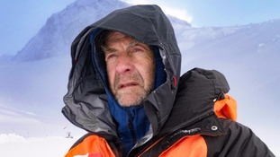 'World's greatest living explorer' Sir Ranulph Fiennes aiming for record books with latest climb