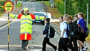 New figures reveal two children killed or injured walking to school everyday