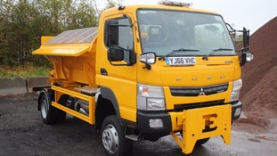 Oldham Council need to name this new state-of-the art gritter