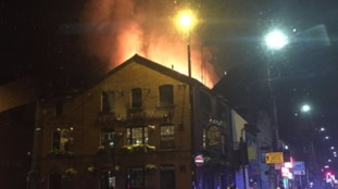 Two bodies found after huge fire put out in Manchester's Chinatown