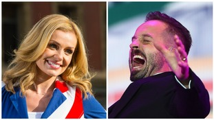 Katherine Jenkins and Alfie Boe star together in West End musical